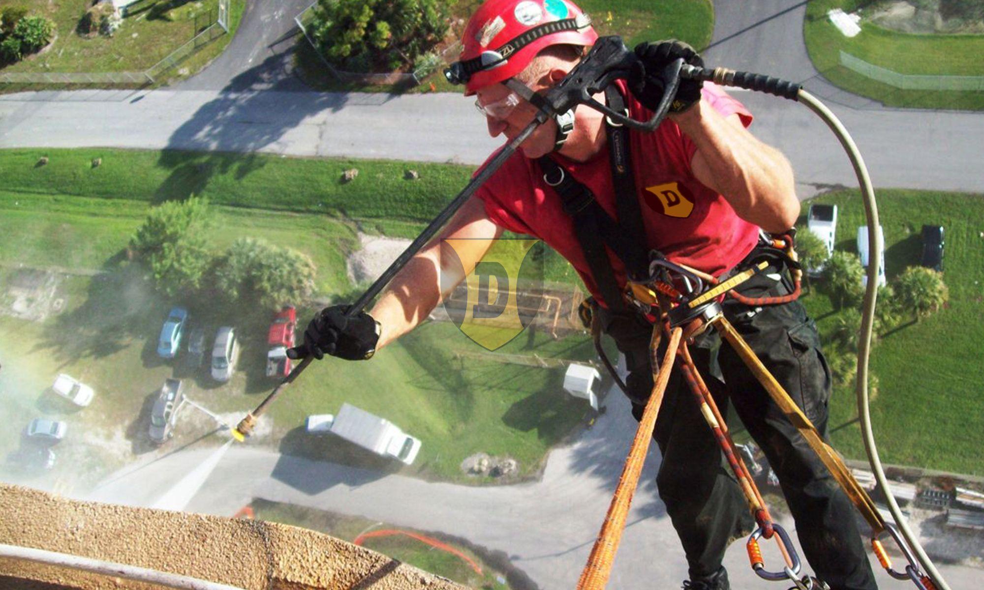 Servicii de alpinism utilitar in Bucuresti si judetele limitrofe